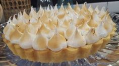 La receta perfecta del lemon pie The perfect recipe for lemon pie Köstliche Desserts, Dessert Recipes, Lemon Pie Receta, Onion Pie, Flaky Pastry, Cinnamon Cream Cheeses, Mince Pies, Pumpkin Spice Cupcakes, Red Wine Gravy