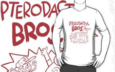 Pterodactyl Bros from Gravity Falls by TheMysteryShack    I need it!