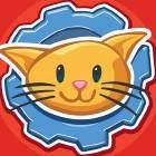 Discounted from $2.99 to $0.99Kalley's Machine Plus Cats app. An app for 3 year olds. #interactivebook #apps #kids