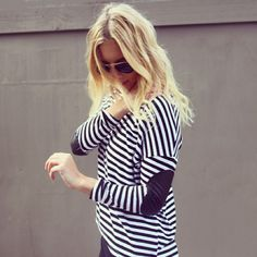 will forever love stripes.