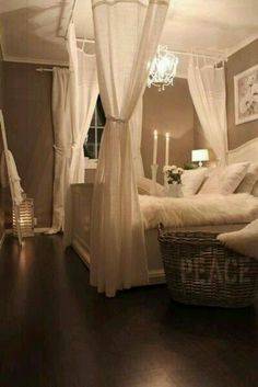 A room with an inside view.....sleep tight.