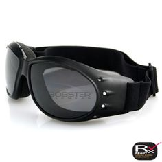 Cruiser Motorcycle Goggles, Black Frame, Anti-fog Smoked Lens. $13.98. http://www.angelesbros.com/index.php?main_page=advanced_search_result_in_description=0=++Cruiser+Motorcycle+Goggles