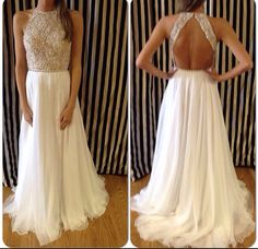 add sleeves and a back