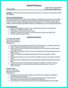Catering Resume ExampleResume examples Catering and Resume