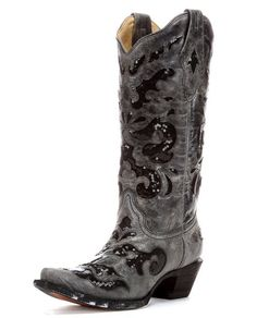 Inspired by Miranda Lambert:  http://www.countryoutfitter.com/style/16-boots-inspired-miranda-lamberts-grammy-performance/?lhb=style...... these are my oldest pair...seen quite a few concerts in these...