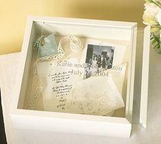 Wedding Keepsake Box #potterybarn