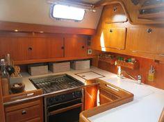 2000 Hallberg-Rassy 46 Sail Boat For Sale - www.yachtworld.com