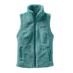 When conditions are all over the weather map, you can rely on our versatile Los Gatos Vest. Its soft, deep-pile polyester fleece (30% recycled) is lined with smooth polyester plain weave that glides over layers, and the DWR (durable water repellent) finish helps to repel water and wind. Featuring a long, lean silhouette, it has a tonal welted full-length zipper and handwarmer pockets. Front and back princess seams lend a feminine, contoured fit; stand-up, zip-through collar provides cozy…