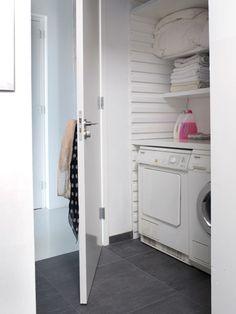 Wasmachine op droger of andersom