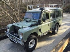 land rover series 2a station wagon - Google Search