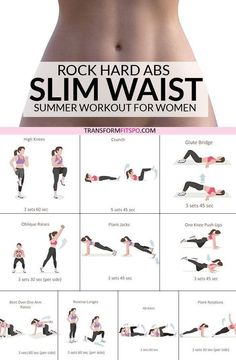 home ab workout for women flat abs