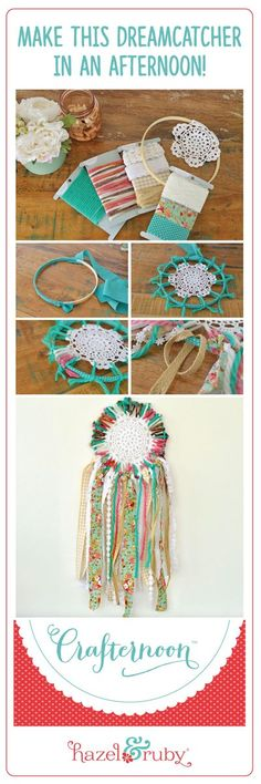 Pinterest-inspired DIY projects in a cute little package! Easy and fun...the Crafternoon collection includes all types of kits from weaving, sewing, mini books, watercolor and more. Now available and JoAnn Fabric & Crafts. Also check out joann.com and search Crafternoon.
