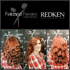 #felicianoferreira #hairstylist #topdeclasse #redkenpt #redkenportugal Nyc, Hairdresser, New York, New York City