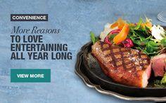 Convenience Fruit And Veg, Fresh Fruit, Steak, Food, Fruits And Veggies, Essen, Steaks, Meals, Yemek