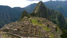 Territorio degli Inca visto quasi per intero