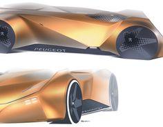查看此 @Behance 项目: u201cPeugeot 'mission'u201d https://www.behance.net/gallery/51255393/Peugeot-mission