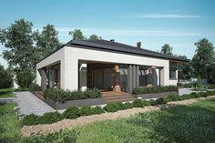 Modern Family House, Clinic Design, Sardinia, Atrium, House Plans, Pergola, Shed, Outdoor Structures, House Design