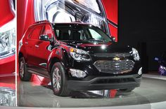 The Chevy Equinox has been a surprise hit for General Motors in its second generation,  For the 2016 model year, Chevrolet is giving the #Equinox a refresh...see yours at @woodwheaton