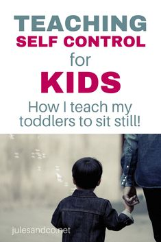 """Struggling to teach self control for kids? Use my simple """"pillow time"""" strategy to help toddlers sit still! Learn more positive ideas to teach your child self control! Practical Parenting, Parenting Advice, Parenting Classes, Parenting Styles, Mom Advice, Parenting Quotes, Mentally Strong, Thing 1, Parenting Toddlers"""