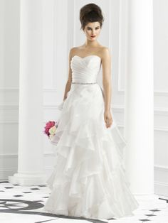 After Six Wedding Dresses - Style 1044 [1044] - $550.00 : Wedding Dresses, Bridesmaid Dresses, Prom Dresses and Bridal Dresses - Your Best B...