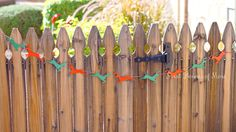 Reindeer Garland by sweetbannerofmine on Etsy