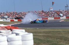"John Paul ""Johnny"" Herbert (GBR) (Red Bull Sauber Petronas), Sauber C16 - Petronas (Ferrari) SPE-01 3.0 V10 (finished 7th)  1997 Luxembourg Grand Prix, Nürburgring - Germany"