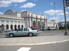 Union Station in Washington, DC.