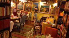 Risultati immagini per cafe quadri pareti