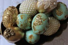 Decorative Sofreh Aghd Eggs
