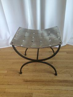 Silver stool