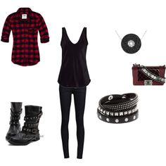 Jade West outfit. :), created by volleychick15 on Polyvore
