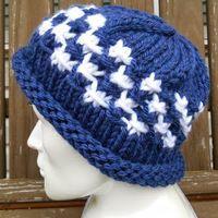 Chunky Starburst Hat