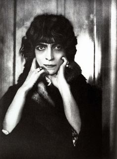 Marchesa Luisa Casati - We can credit the infamous eccentric with the popularization of the original—and still aspirational—bad-girl smoky eye. This past season, Dries Van Noten tapped the early-20th-century Italian heiress and muse's hazy onyx eye makeup as the inspiration for models' dark, watercolor-like lids.