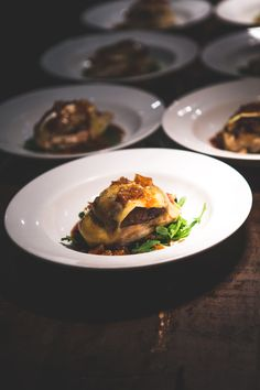 Waitoa Free Range Chicken Breast with dried cranberry & pancetta stuffing, grilled Aorangi brie, wild rocket & salsarancia sauce.
