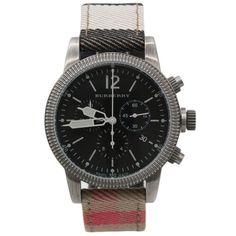BURBERRY BU7815 - Reloj para hombres