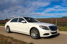 Probefahrt: 2015 Mercedes-Maybach S600 V12 - Luxury in Motion