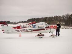 Так мы летаем зимой. So we fly in winter. #Cessna150 , #poletnaotlichno , #flyingaplane , #полет , #gift , #полетвподарок, #Russian, #aviation