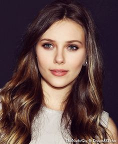 Elizabeth Olsen / Scarlett Johansson   18 Celebrity Mash-Ups That Are Stunningly Perfect