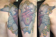Studio Evolve Tattoo Virginia Beach Custom Tattoo Artist Gabriel Cece