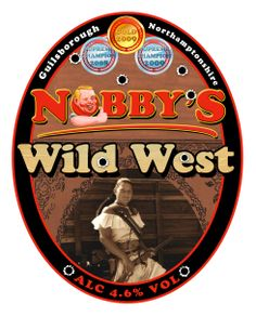 Nobby's Brewery from Guilsborough. Do you wake up feeling you've been shot?