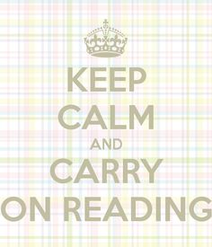 Reading is like life but you don't have to live it.