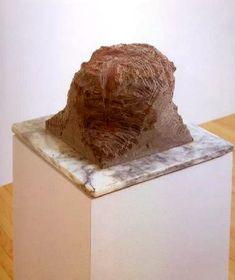 Janine Antoni: Chocolate Gnaw