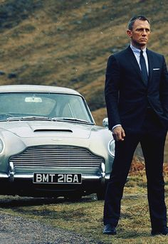 Skyfall ~ This was truly a brilliant Bond flick.