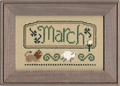 March - The Lion and the Lamb  http://www.rainbowgallery.com/images/MAR350.jpg