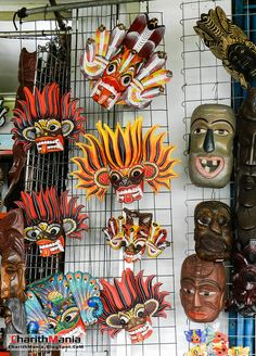 Kandy Central Market, Sri Lanka | par CharithMania
