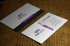 design outstanding business card by kantaw