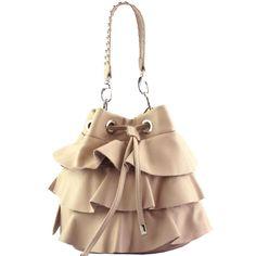 f947e910e Ileana leather bucket bag