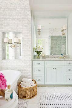 Dreamy and Serene Bathroom