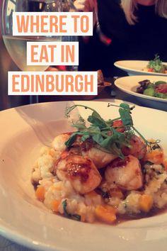 Your Complete Guide to Edinburgh, Scotland | Scotland Travel Guide | Things to Do in Edinburgh | Things in Do in Scotland | Scottish Activities | Scottish Food #scotlandtravel