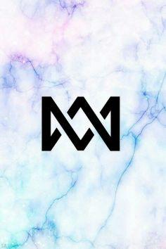 Logo markus a martinus M Wallpaper, Wallpaper Backgrounds, I Go Crazy, My Big Love, Bts Lyric, Love U Forever, Cute Guys, Cute Wallpapers, Good Music